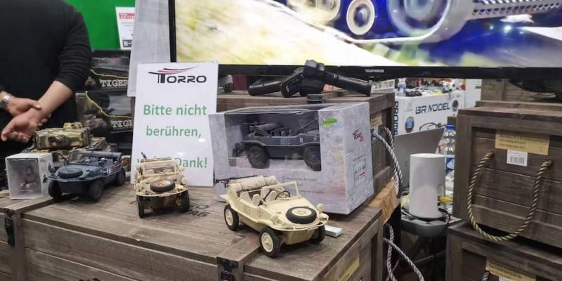 Torro RC Schwimmwagen VW T166   Wechat10
