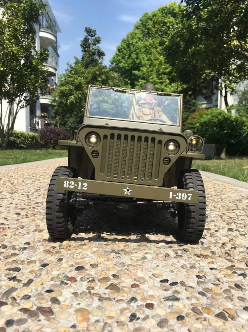 Willys MB 1.6  Wechat11
