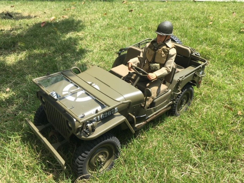 Willys MB 1.6  Wechat12