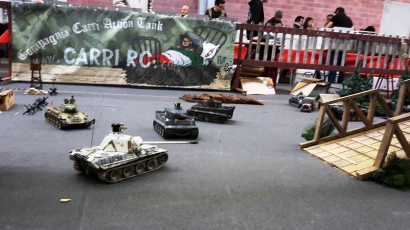 La Storia sulla diffusione dei carri armati in scala 1-16 in Italia. - Pagina 5 Yu6sie10