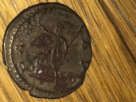 Monnaie de Postume à identifier  Lot_ro12