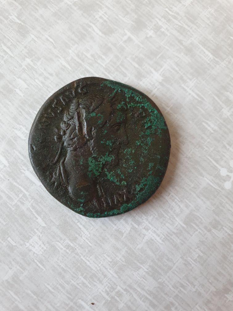 Sesterce Antoninus Pius Resize22