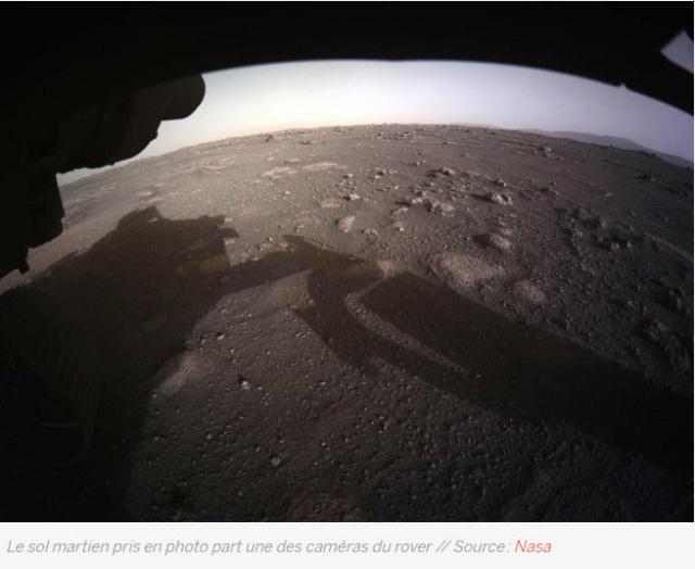 Mars et le Rover Perseverance... 0111