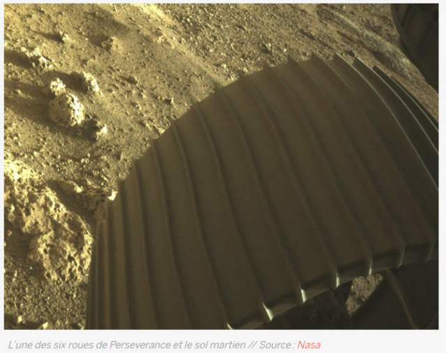 Mars et le Rover Perseverance... 0211
