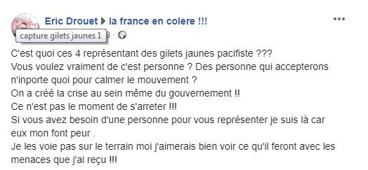 Jeanne Calment vs Gilets Jaunes (hypothèse de la raison politique et médiatique) 03-01-10