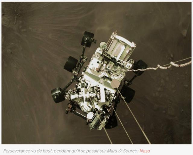 Mars et le Rover Perseverance... 0312