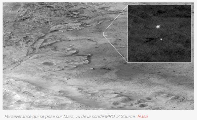Mars et le Rover Perseverance... 0410