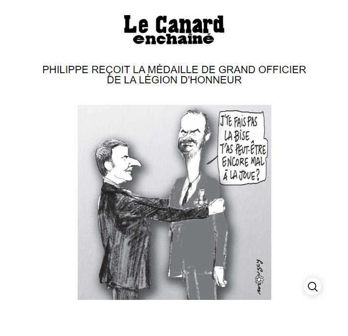 Macron se fait gifler ! - Page 2 Philip10