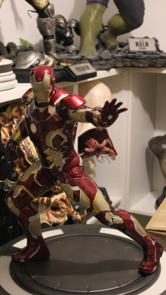 """Collection n°413 : ikki's """"IRONMAN MK43 CINEMAQUETTE""""  - Page 44 Img_6910"""