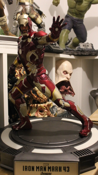 """Collection n°413 : ikki's """"IRONMAN MK43 CINEMAQUETTE""""  - Page 44 Img_6911"""