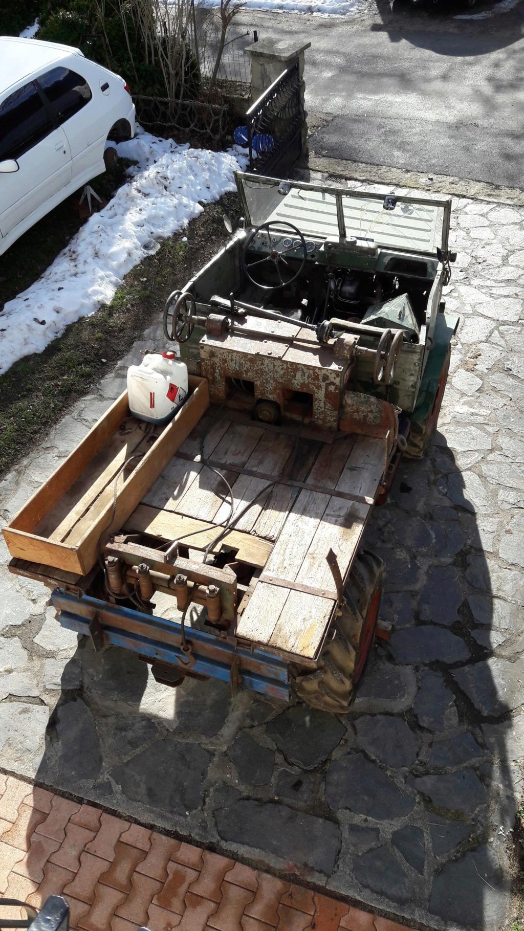 restauration unimog 411 112 par nico 700 raptor - Page 39 20170110