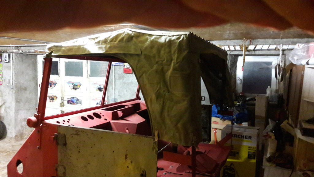 restauration unimog 411 112 par nico 700 raptor - Page 26 20181010