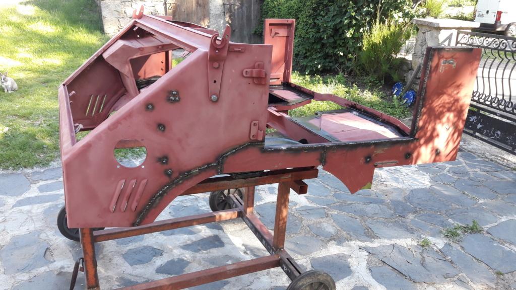 restauration unimog 411 112 par nico 700 raptor - Page 27 20190618