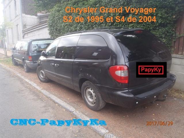 Vend pièces moteur ou carrosserie Chrysler voyager de 2001 crd lx 0_s2__10