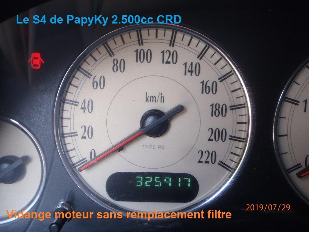 PapyKy remet en état, un S4 de 2004, Lien des tuto's en premiere page pour plus de facilité. - Page 24 325_9111