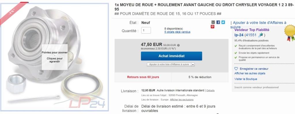 cherche reference MOYEU roulement avant s2 1995 Captu449