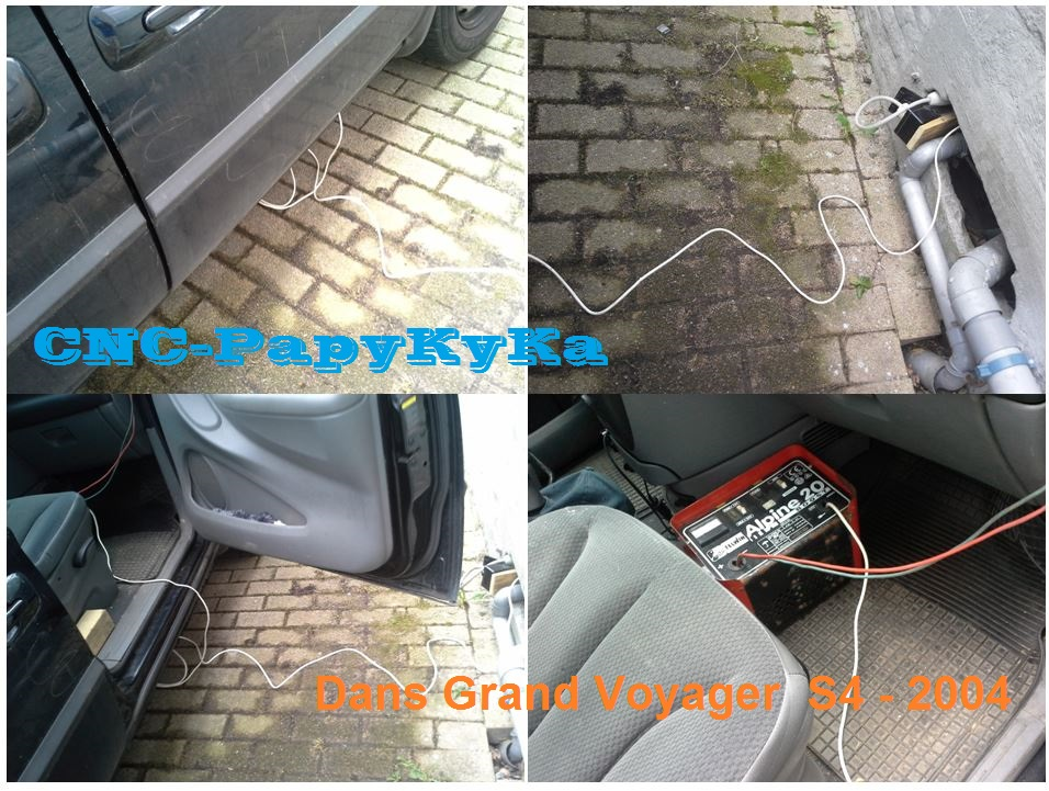 PapyKy trouve que la batterie est trop faible sur les CRD S4. Charge10