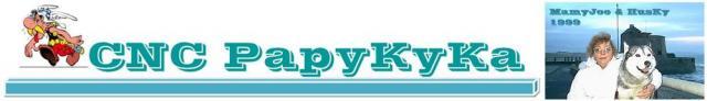 PapyKy a trouver le porte clef Chrysler. Cnc-p690