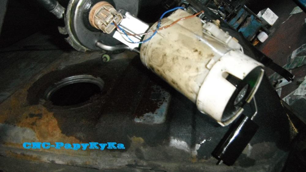 Probleme Indication jauge de carburant  Dscf1616