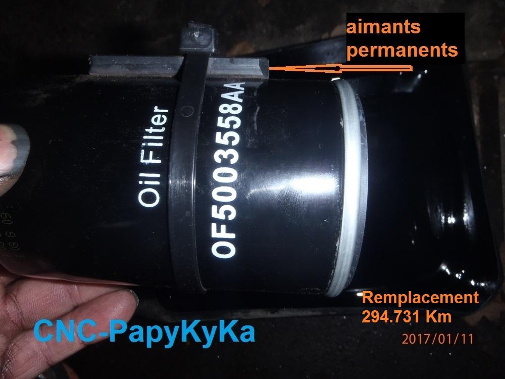 Filtre a huile Piece qui tourne Pas à Gauche ou pas  P1110016