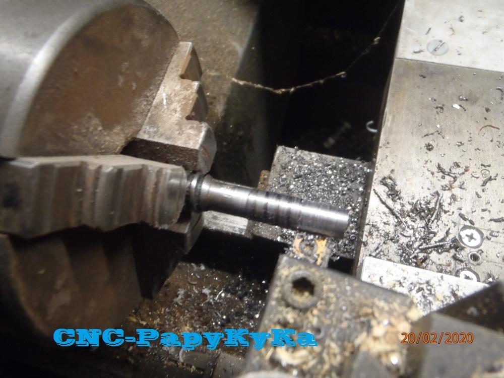 PapyKy, Répare le motoreducteur de siège électrique S4. P2201320
