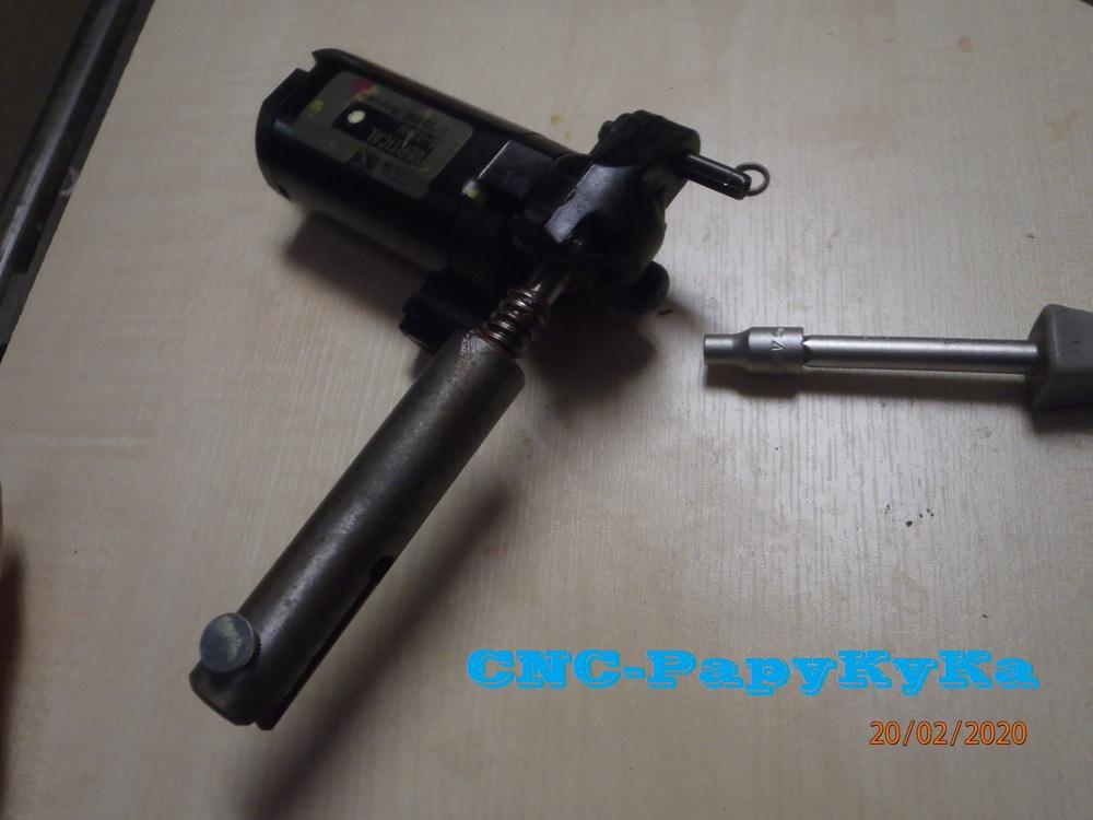 PapyKy, Répare le motoreducteur de siège électrique S4. P2201329