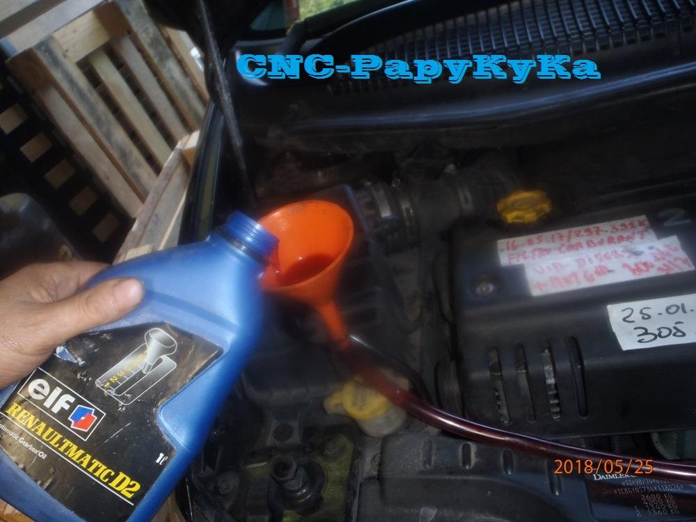 Bruit boite de vitesse et vidange P5250011