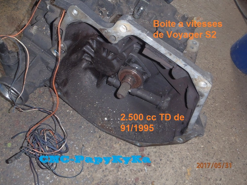 boite de vitesses P5310112