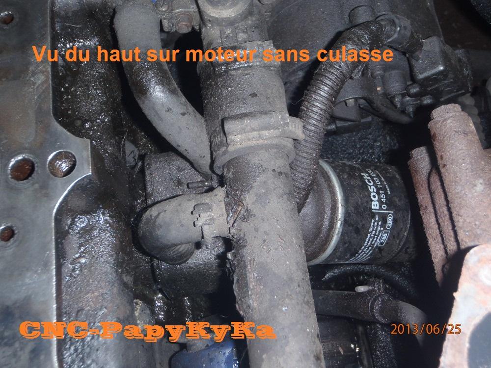 Filtre a huile Piece qui tourne Pas à Gauche ou pas  P6250011