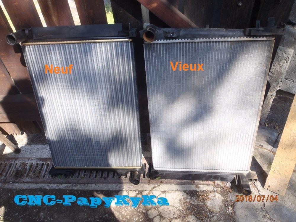 ventilateurs du radiateur P7040135