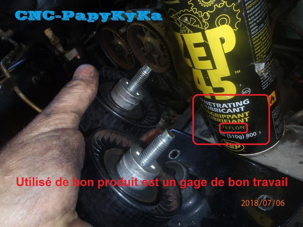 PapyKy remplace les courroies distribution & accésoires. P7060119