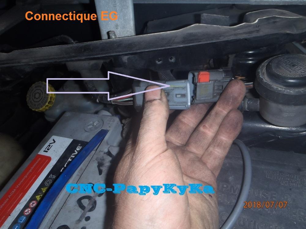 PapyKy remplace les courroies distribution & accésoires. P7070235