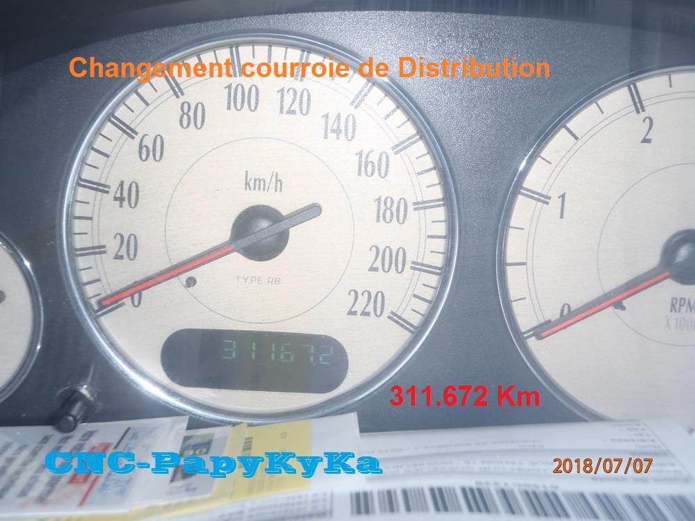 PapyKy remplace les courroies distribution & accésoires. P7070238