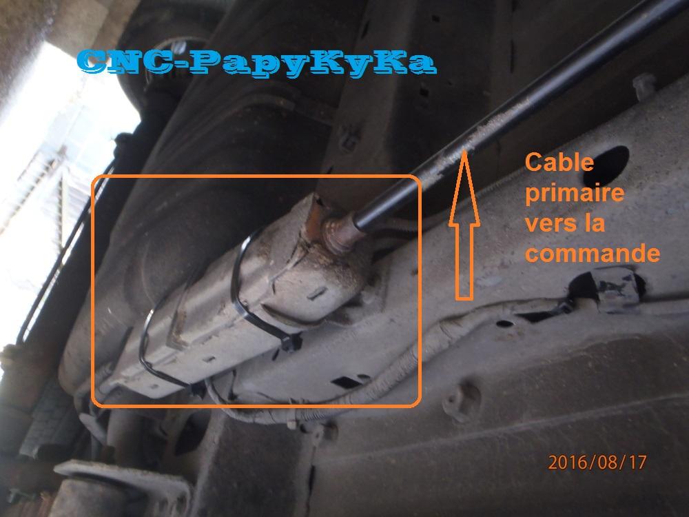 Pedale de frein de parking ne se verrouille plus P8170016