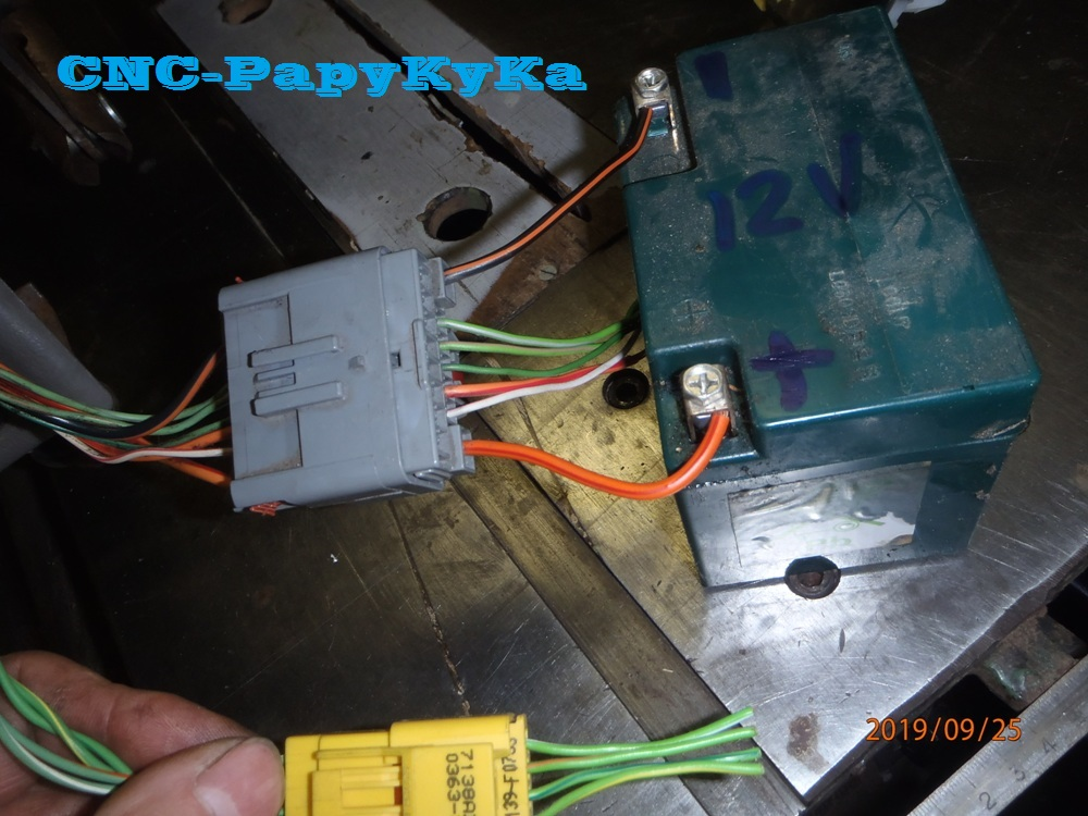 PapyKy, Répare le motoreducteur de siège électrique S4. P9251114