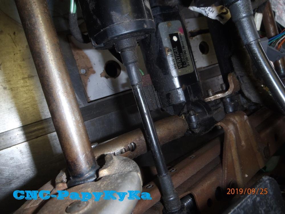 PapyKy, Répare le motoreducteur de siège électrique S4. P9251117