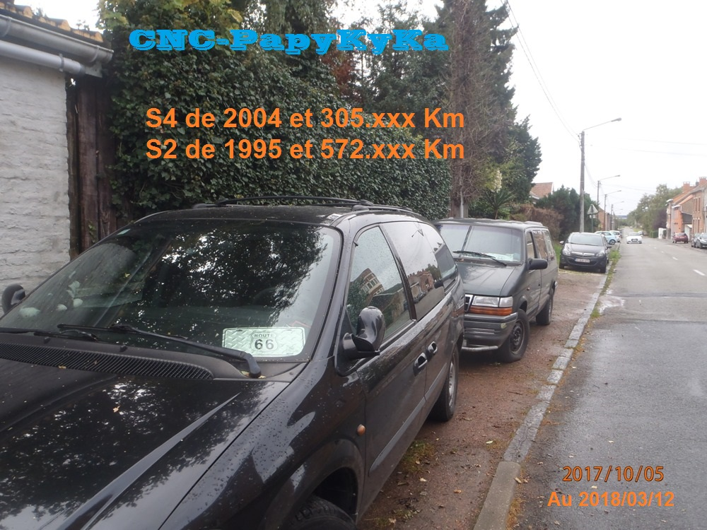 S2 Grand Voyager 2.5TD - Utilitaire 2 places Pa050053