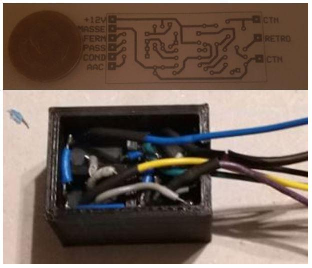 PapyKy : S4 - Fermer les rétroviseurs sur vérouillage des portes, contact coupé. - Page 6 Relais10