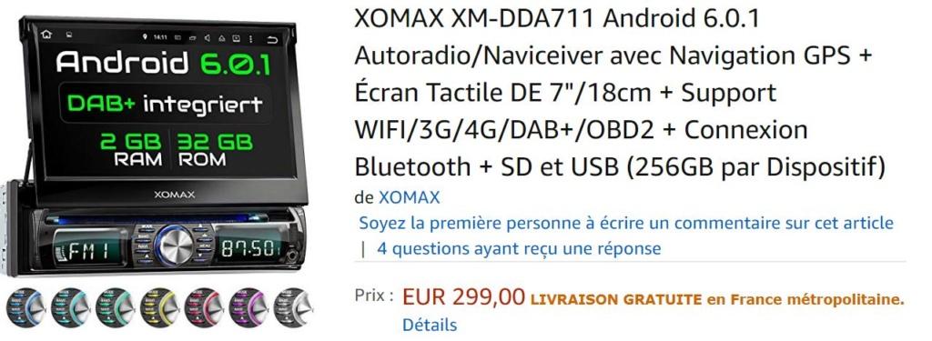 PapyKy recherche Autoradio pour S4 avec DAB+  Xomax10