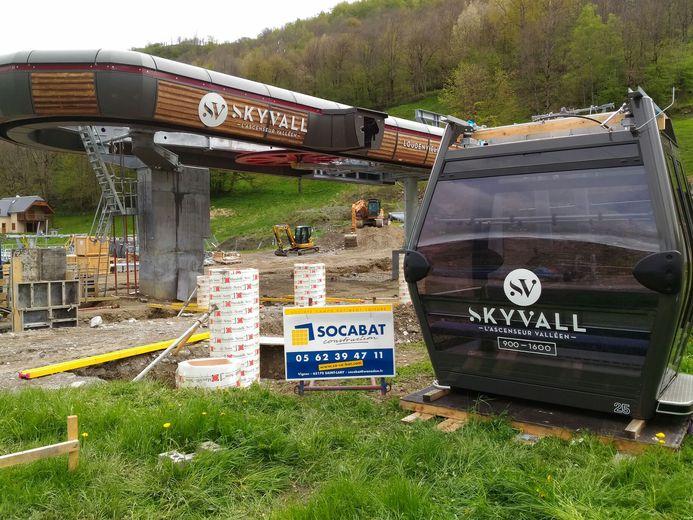 Construction Télécabine débrayable 10 places (TCD10) Peyragudes - Loudenvielle - Page 4 5349a510