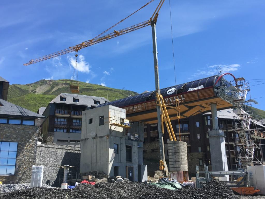 Construction Télécabine débrayable 10 places (TCD10) Peyragudes - Loudenvielle - Page 4 9c87ef10