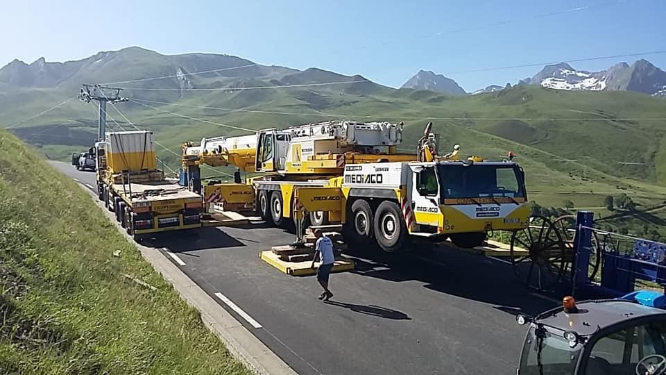 Construction Télécabine débrayable 10 places (TCD10) Peyragudes - Loudenvielle - Page 4 F013f810