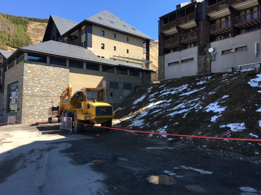 Construction Télécabine débrayable 10 places (TCD10) Peyragudes - Loudenvielle Img_0711