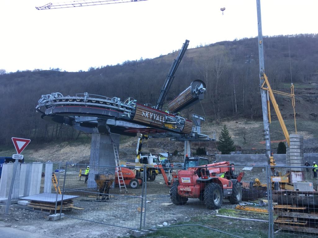 Construction Télécabine débrayable 10 places (TCD10) Peyragudes - Loudenvielle Img_0716