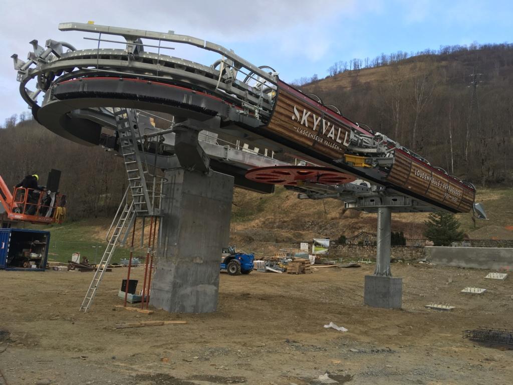 Construction Télécabine débrayable 10 places (TCD10) Peyragudes - Loudenvielle Img_0721