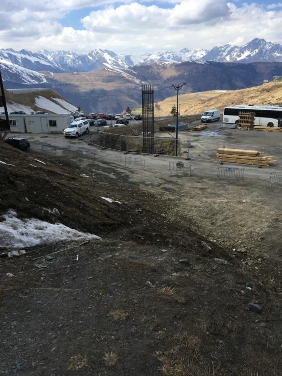Construction Télécabine débrayable 10 places (TCD10) Peyragudes - Loudenvielle Img_0727