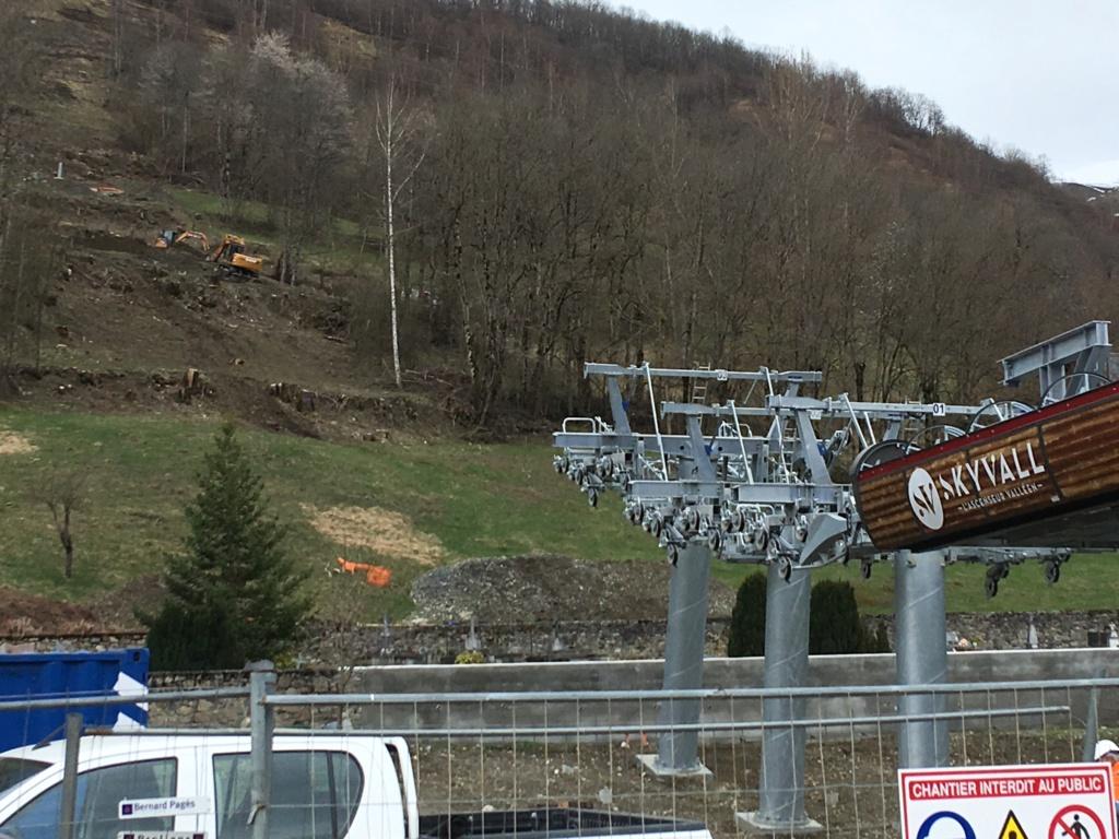 Construction Télécabine débrayable 10 places (TCD10) Peyragudes - Loudenvielle Img_0810