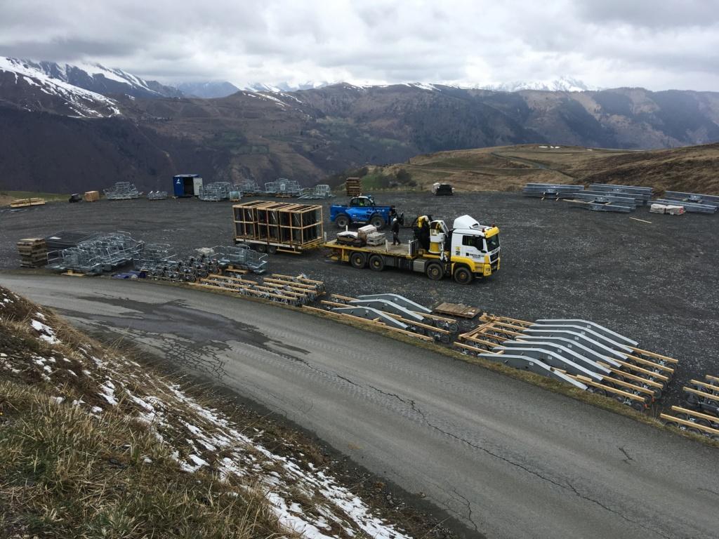 Construction Télécabine débrayable 10 places (TCD10) Peyragudes - Loudenvielle Img_0815