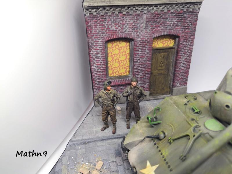 Sherman M4a3 76mm [1/35 Dragon] Img_2043