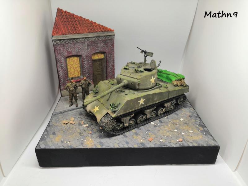 Sherman M4a3 76mm [1/35 Dragon] Img_2044